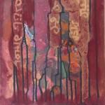 40 x 30 cm, Acryl, Keilrahmen,160,-