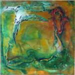 Acryl, 50 x 50