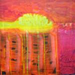 Acryl, 50 x 50, 180,-